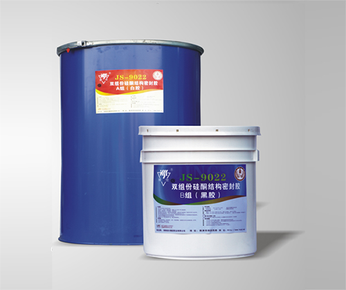 JS-9022 Double Component Structure Silicone Sealant